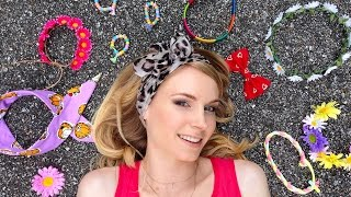 Download DIY Hairstyles! Hair Tutorial with 10 DIY Quick Hairstyles for School & 10 DIY Hair Accessories 3Gp Mp4
