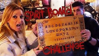 SPIRIT BOARD CHALLENGE