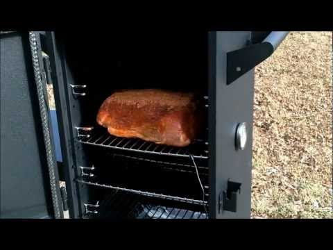 Master Forge Vertical Smoker from Lowe's
