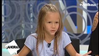 'Les explicaba que era una niña, pero no me entendían'