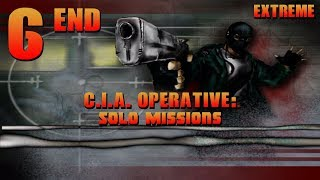 CIA Operative: Solo Missions - 1080p60 HD Walkthrough (Extreme) Mission 6 [END] - Mohammed Hussein