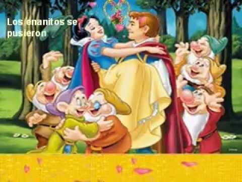 Blanca nieves y los siete enanitos cuento infantil youtube - Blancanieves youtube cuento ...