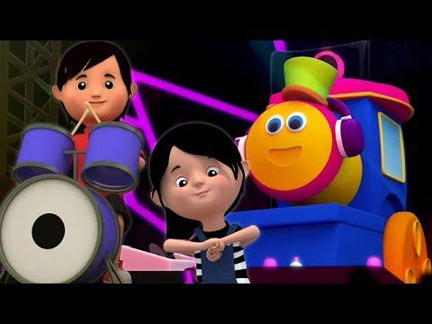 Bob il treno   Divertiamoci   canzoni per bambini   filastrocche   Bob The Train   Lets Have Fun