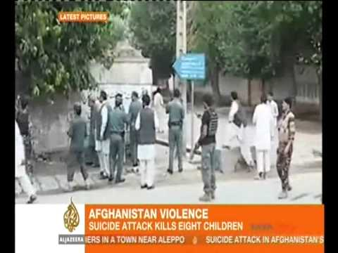 9 killed, in explosion near Indian Consulate in Afghanistan's