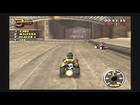 Motor Kombat The Lost Pyramid [HD]