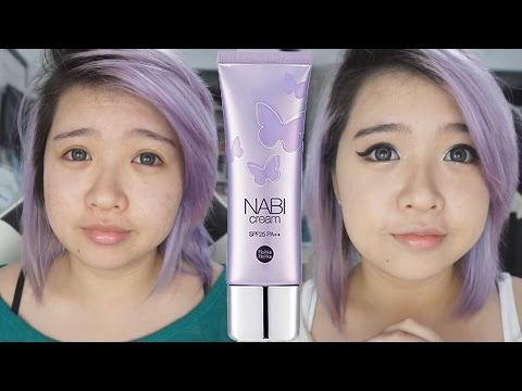 Holika Holika Nabi Cream First Impression Review
