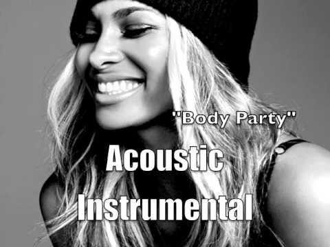 Ciara - Body Party (acoustic Instrumental) video