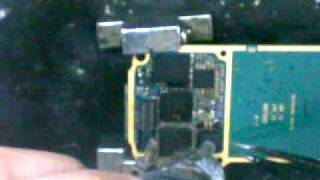 rxedric n70 continous charging(removing rap3g+flash ic) prt 1