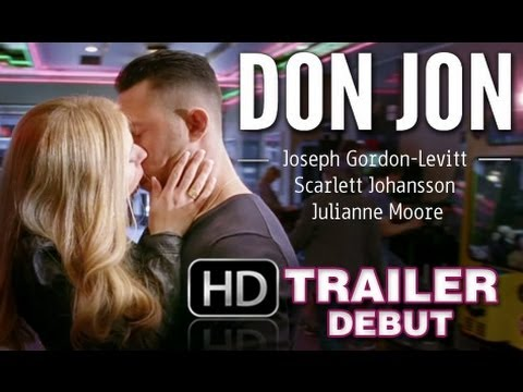 Joseph Gordon-Levitt's  Don Jon - Trailer # 1 [HD]