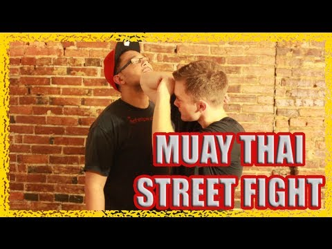 How to Elbow in Muay Thai Image 1