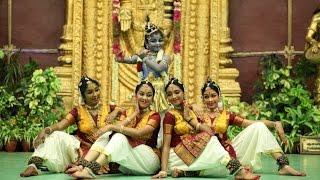 Sridevi Nrithyalaya - Annamayya Kriti - Paramapurushudu.....