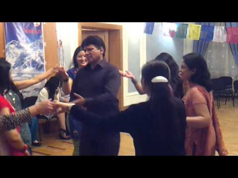 Kafal Gedi Kutukai - Chaite Dashain Festival Celebrated In Nepali Embassy video