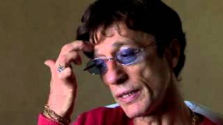 A personal christmas moment with Robin Gibb