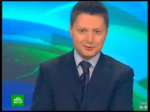 Под Алексеем Пивоваровым сломался стул в прямом эфире