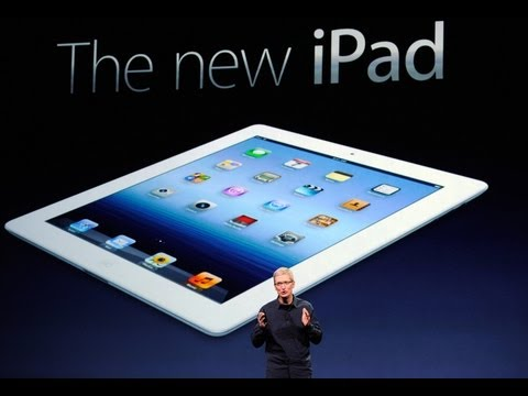 The New iPad 3 HD Details