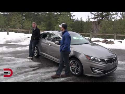 2013 KIA Optima SX DETAILED Review on Everyman Driver