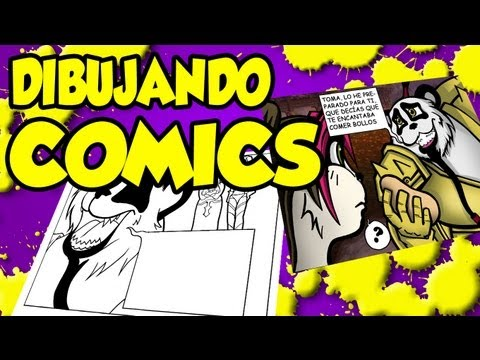 SPEED PAINTING - COMIC | Retomando viejos Hobbies |