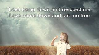 Watch Seventh Day Slumber Love Came Down video