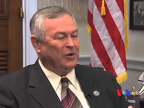 Interview with Rep. Dana Rohrabacher