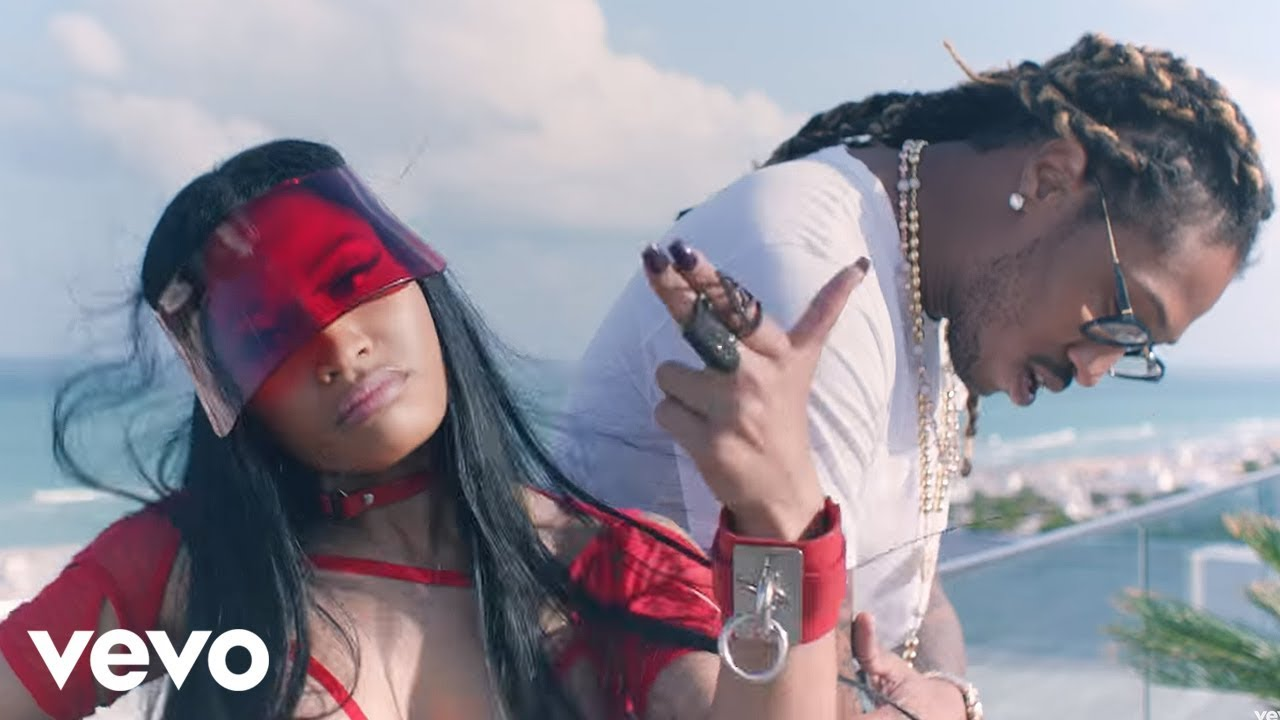 Future - You Da Baddest ft. Nicki Minaj