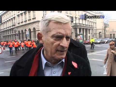 Buzek: WOŚP To Może Być Znak Firmowy Polski