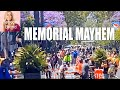 Coronavirus News Update Live for Crowds on Memorial Day in California | Covid 19 USA | Beaches Open