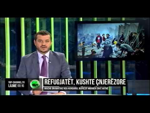 Revista Televizive e Mbrëmjes, 12 Shtator 2015 - Top Channel Albania - News - Lajme