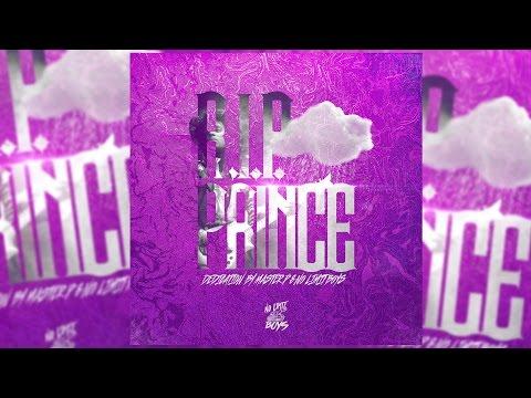 """Master P &  NO LIMIT BOYS dedicate """"RIP PRINCE"""" song in studio"""
