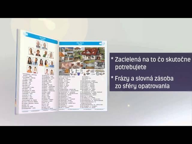 KNIHA NEMČINY PRE OPATROVATEĽKY - najčítanejšia svojho druhu na Slovensku - Agentúra VaV Slovakia