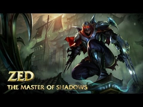 Zed Champion Spotlight Music Videos