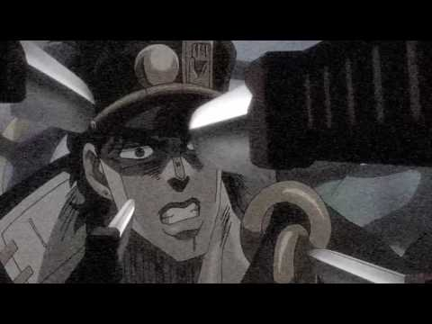 a serial killer makes jotaro remember the good old 80s