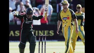 Bangladesh Vs Australia, 1st winning moment against Australia 2005