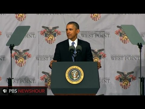 Watch Obama's commencement address at West Point