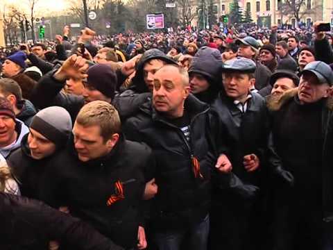 Харьков, избиение пленных майдановцев