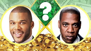 WHO'S RICHER? - Tyler Perry or Jay Z? - Net Worth Revealed! (2017)