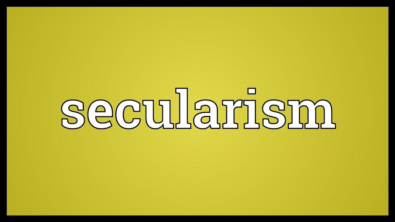 secularism india essay