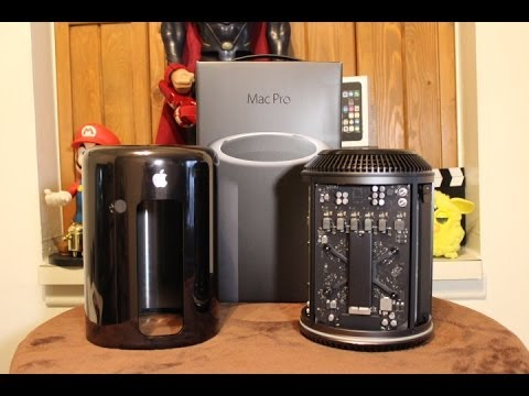 2013 MAC PRO REVIEW + BENCHMARKS
