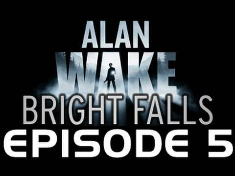 Alan Wake: Videos - DE - Bright Falls: The prequel to Alan Wake - Episode 5 - 'Off the Record'