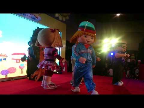 Jollitown The Big Fun Event  Smx video