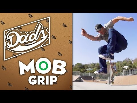 Jake Donnelly, Robbie Brockel, and Dan Plunkett Shred the NEW Graphic MOB x DADS Grip | MOB Grip