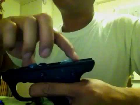 Ruger MK III 22-45 RP ( Volquartsen Trigger Kit install and Bolt Release Modification - PART- I)