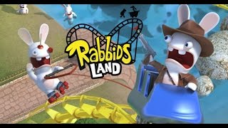 Rabbids Land Wii U Live #2