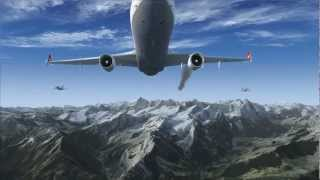 MD-11 pilot gets mad - an FSX movie