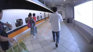 如何從 高雄捷運左營站 前往 高鐵左營站