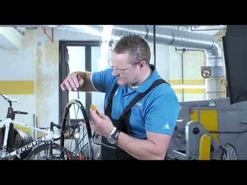 Continental - mounting instruction for tubular tyres, aluminium rims