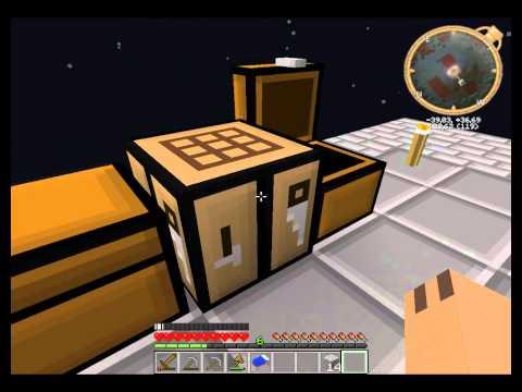 Minecraft 1-ая серия [Начинаем проходить Survial Island]
