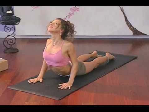 Yoga For Beginners Dvd With Dashama video