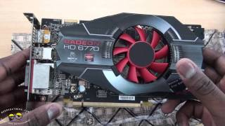 XFX  Radeon HD 6770 Review- Booredatwork