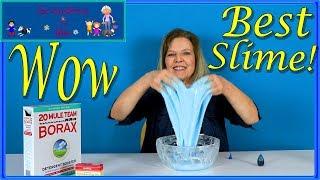 Grandma Makes the Best Slime! | Grandma and Me