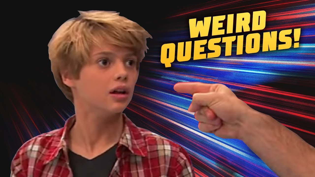 Henry Danger Weird Interview Questions Nick Youtube